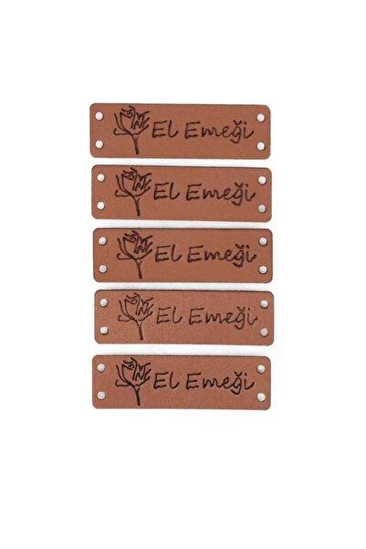 Simisso Deri Handmade Etiketi 5'li Model 4