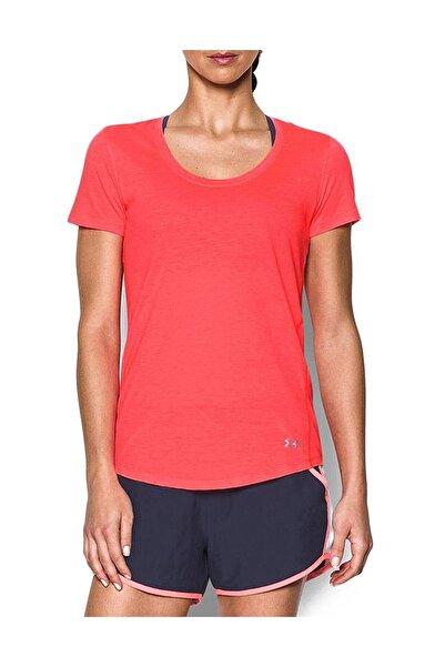 Under Armour Kadın Spor T-Shirt - Threadborne Streaker SS - 1271517-819