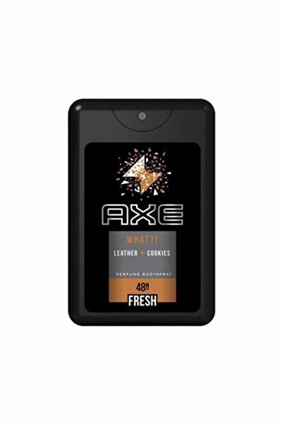 Axe Cep Parfümü What Leather Cookıesfresh 250 Sprey 17 Ml