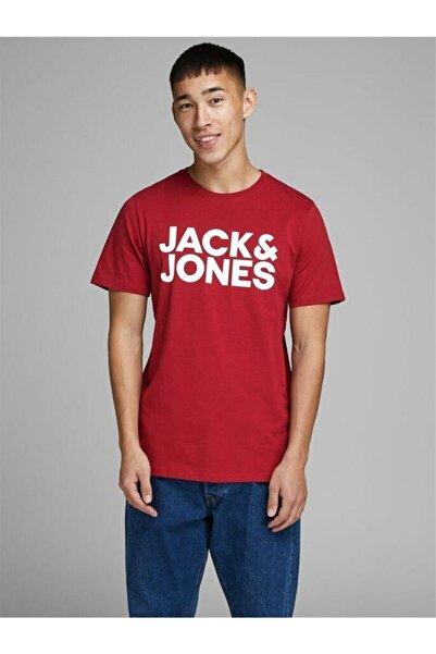 Jack & Jones 12151955 Erkek Jjecorp Logo Tee Ss O-neck Noos T-shirt