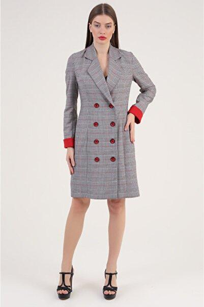 HomeStore Kadın Kırmızı Ceket 1863000606007