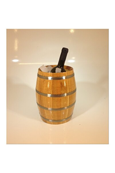 Masif Art Masifart Şarap Bira Şişe Buzlu Soğutma Fıçı Kabı 4 L