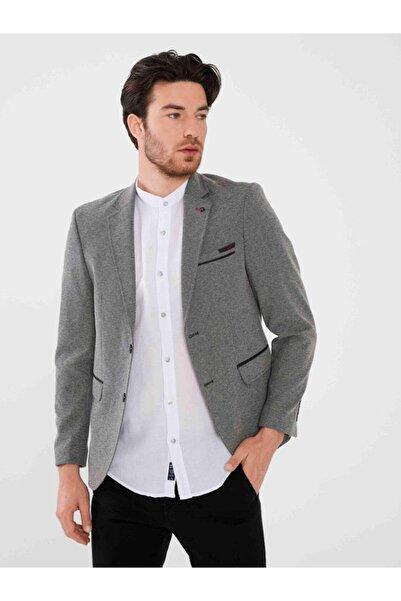 MCL Erkek İki Düğmeli Slim Fit Ceket