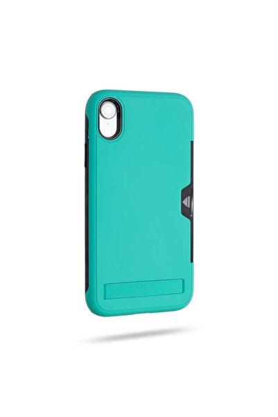 HTstore Apple Iphone Xr 6.1 Kılıf Roar Awesome Hybrid Case-turkuaz