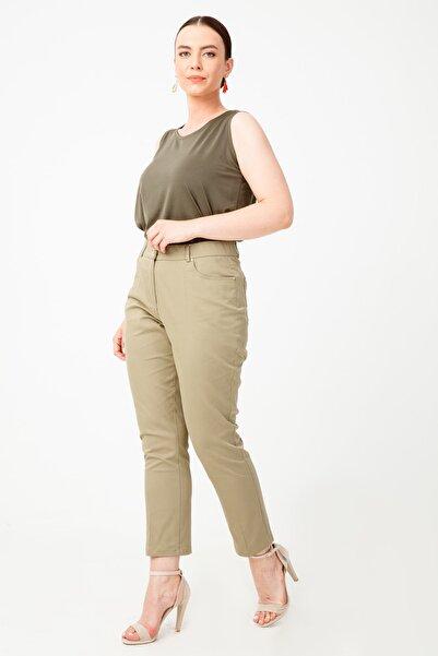 Ekol Boru Paça Pantolon