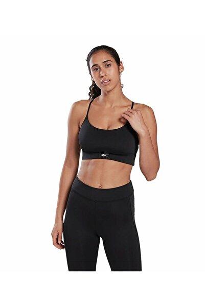 Reebok Woe New Kadın Siyah Bra Sporcu Sütyeni FQ0427
