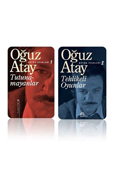 İletişimce Yayınları Iletişim Yayınevi Tutunamayanlar + Tehlikeli Oyunlar (2 Kitap) Oğuz Atay 1028