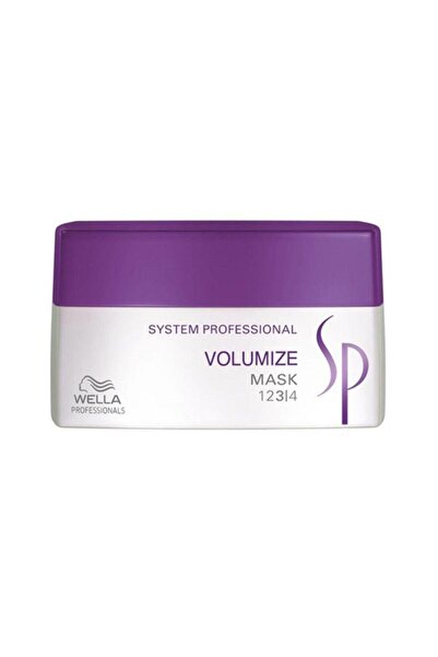 Wella Sp Volumize Hacim Maskesi 200 Ml