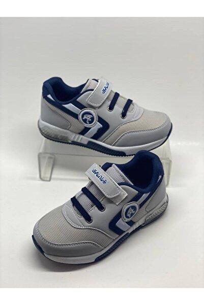 Arvento Unisex Çocuk Gri  Spor Ayakkabı