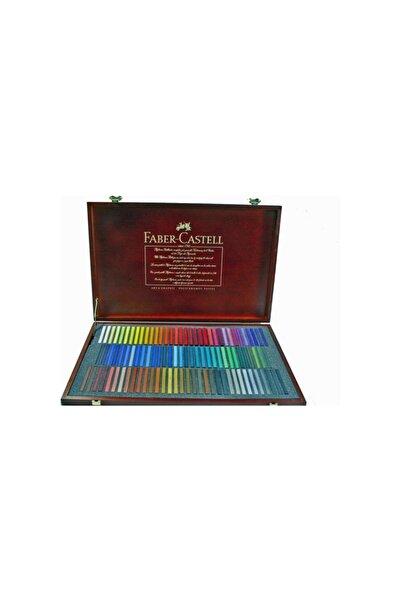 Faber Castell Polychromos Toz Pastel Boya Seti  100 Renk