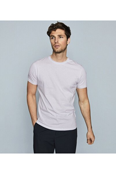 Reiss Erkek Lavanta Reıss Fit T-Shirt