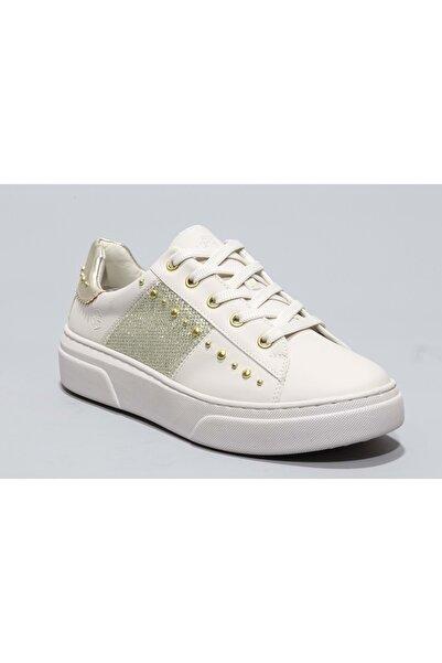 lumberjack Kadın Sneakers Ayakkabı - Bej - 39