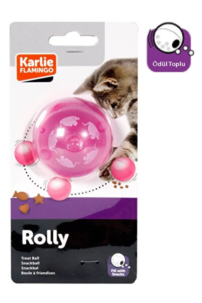 Karlie Karlıe Kedi Oyuncağı Ödül Topu 5,5cm