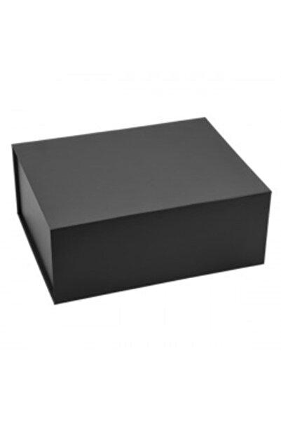 SENKUTU Siyah Mıknatıslı Hediye Kutusu