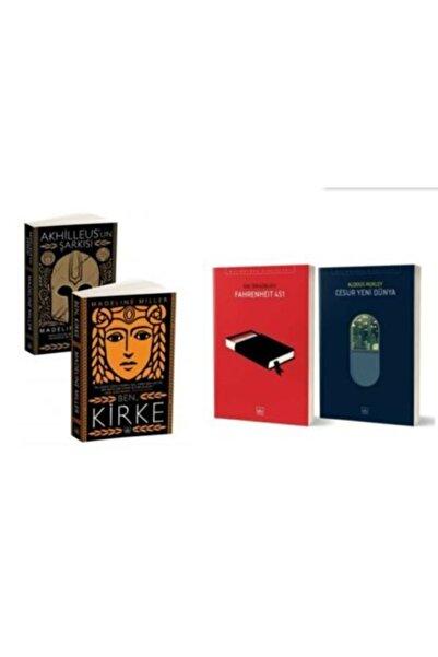 İthaki Yayınları Fahrenheit 451 Cesur Yeni Dünya Ben Kirke Akhilleus'un Şarkısı