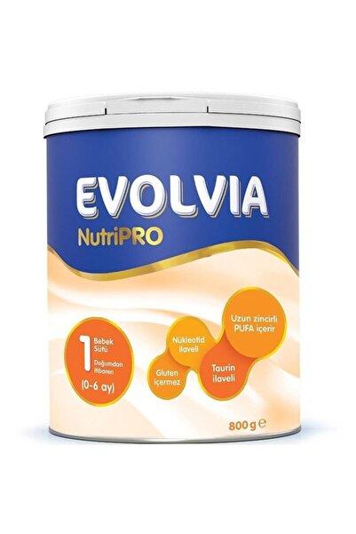 Evolvia Nutripro Bebek Maması 0-6 Ay No1 800 Gr