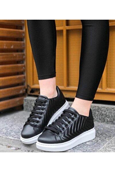 SEÇİL Kadın Siyah Yürüyüş Ayakkabısı