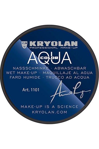 Kryolan Aquacolor® Su Bazlı Eyeliner Küçük Boy 8 Ml 01101 071