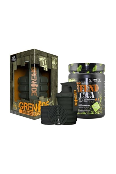Grenade Thermo Detonator & Defend Bcaa Kombinasyonu