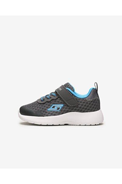 SKECHERS DYNAMIGHT-HYPER TORQUE Küçük Erkek Çocuk Gri Spor Ayakkabı