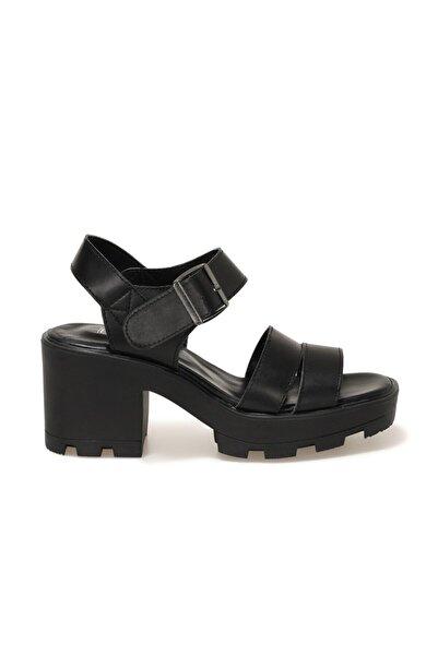 Butigo S803-19IY1FX Siyah Kadın Sandalet 101014523