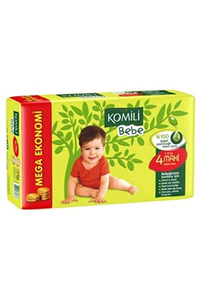Komili Bebe Maxi No:4 Bebek Bezi 40 Adet