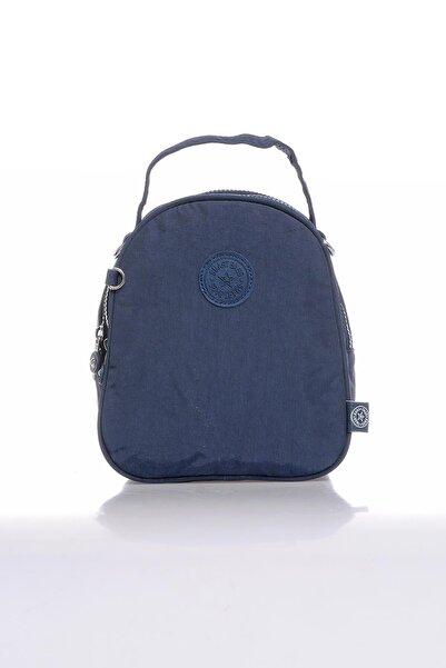 SMART BAGS 3063 Lacivert Renk Sırt Ve Omuz Çantası