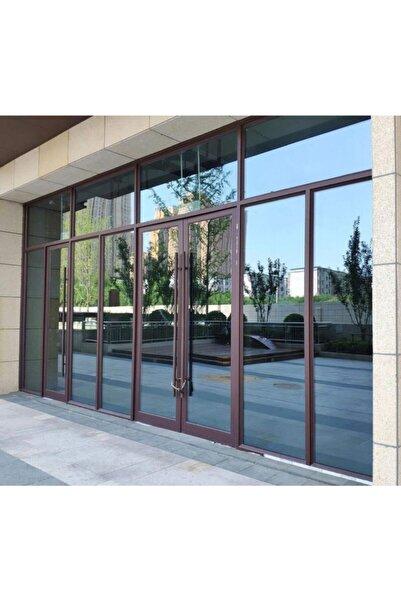 Newdizayn Aynalı Cam Filmi Amerikan Çizilmez 75 cm X 2 mt