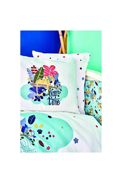 Karaca Home Bummer Indigo Cotton Bebek Uyku Seti