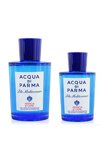 Acqua Di Parma 2'li Blu Mediterraneo Vücut Şampuanı 75 Ml + 40 Ml