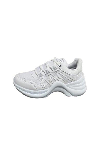 Twingo Kadın Beyaz Spor Ayakkabı