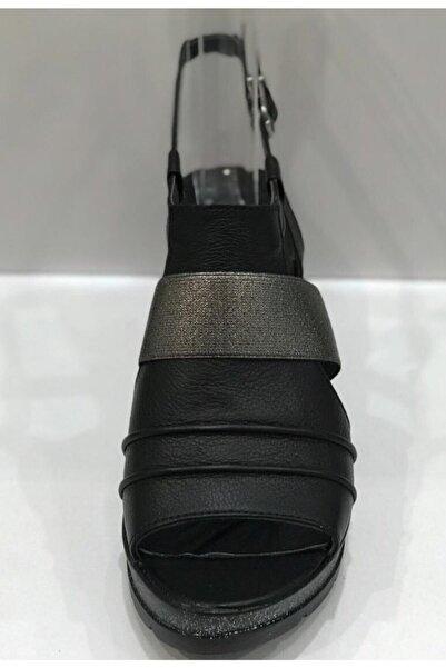 Santa Barbara Polo & Racquet Club Kadın Siyah Sandalet