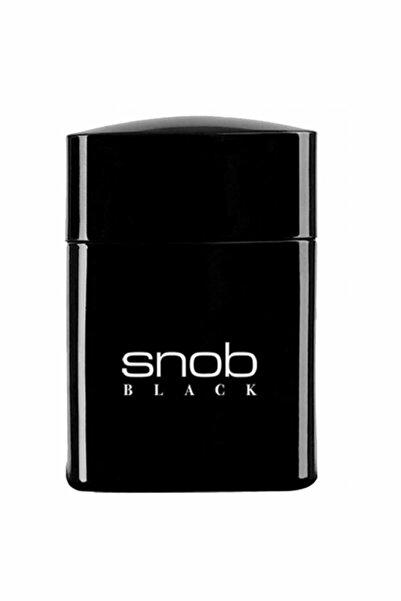 Snob Black Edt 100 ml Erkek Parfüm 8690644015878