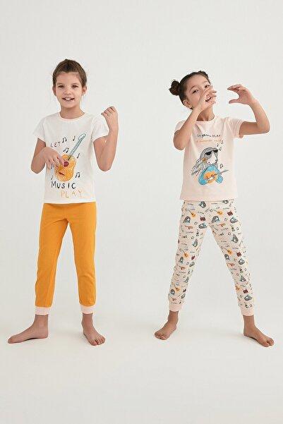 Penti Kız Çocuk Summer Song  Pijama Takımı