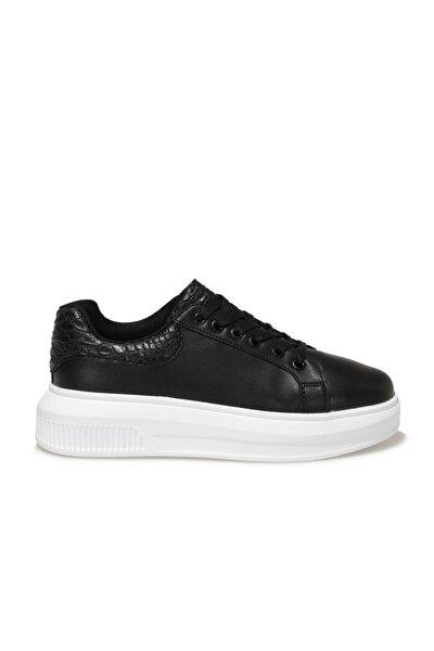 Butigo JULIAN 1FX Siyah Kadın Havuz Taban Sneaker 101042692