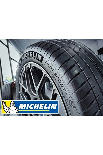 Michelin 235/60r18 107v Xl Tl Pilotsport4 Suv