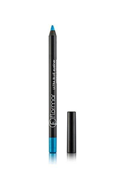 Flormar Göz Kalemi - Ultra Blue Clinquant Eyeliner