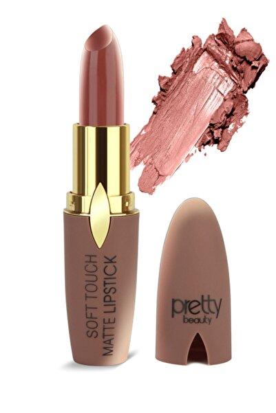 Pretty Beauty Soft Touch Matte Lipstick Ruj Pb-75 No:5