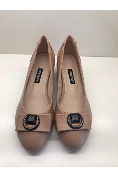 Nine West JODEE 1FX Pudra Kadın Klasik Topuklu Ayakkabı 101029357