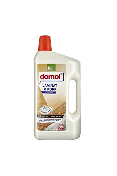 DOMOL Laminant- Mantar Kaplama Yüzey Temizleyici 1lt