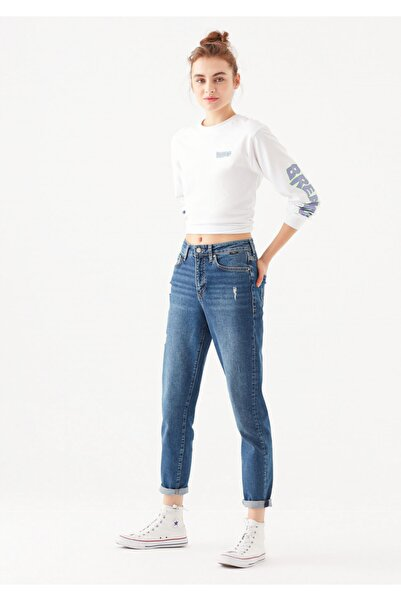 Mavi Kadın Cindy Vintage Jean Pantolon 100277-21870