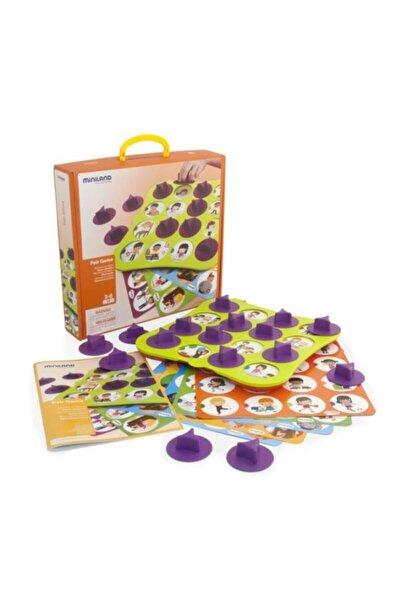Miniland Hafıza Oyunu Memo Game