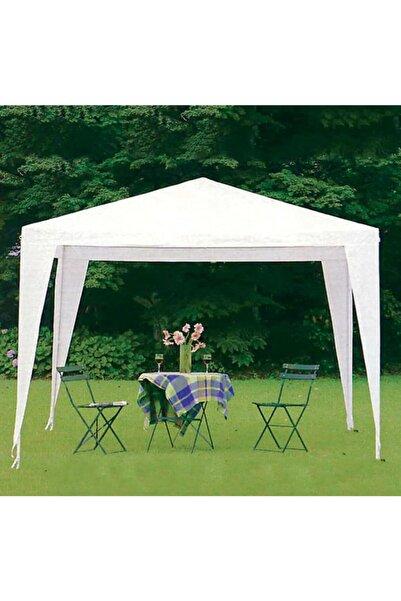 Bidesenal Çardak Bahçe Çardağı Gölgelik Tente 3*3 Metre Gazebo Parti Çadırı