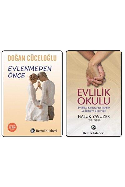 Remzi Kitabevi Evlilik Prof. Psikolog (doğan Cüceloğlı- Haluk Yavuzer) Evlenmeden Önce ### Evlilik Okulu