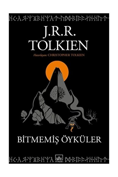 İthaki Yayınları Bitmemiş Öyküler - J. R. R. Tolkien