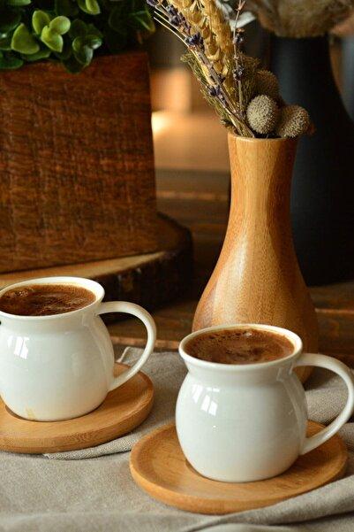 Bambum Torby 2 Kişilik Kahve Takımı B2779