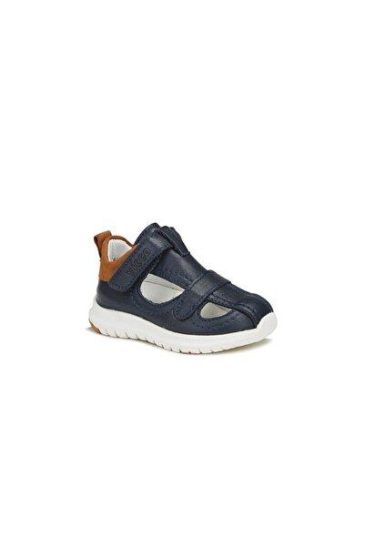 Vicco Aspen Ilk Adım Deri Ayakkabı Lacivert