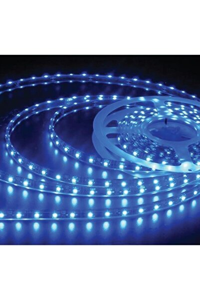 ACK As01-00300 3000k(gün Işığı) 12v Üç Çip 60 Ledli Silikonsuz Şerit Led (5mt)