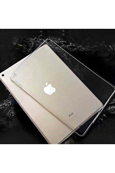 zore Apple Ipad 10.2 (8.nesil) Kılıf Tablet Süper Silikon Kapak