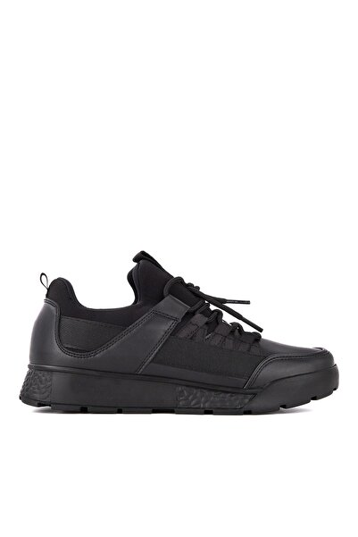 Slazenger Zeber Sneaker Kadın Ayakkabı Siyah / Siyah Sa20rk015